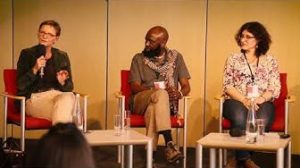 panel at world conference